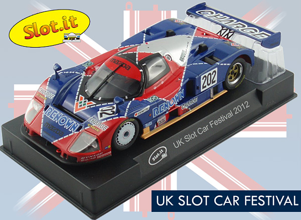 Slot Cars Uk